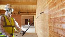 Защита деревянных построек