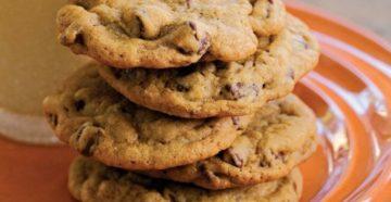 Вкусное домашнее печенье: с фисташками и клюквой, песочное с арахисом, овсяное с кунжутом