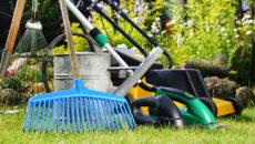 Выбор садового инструмента