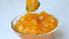 Джем из тыквы с апельсином и лимоном: видеорецепт