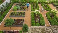 Планирование сада и огорода